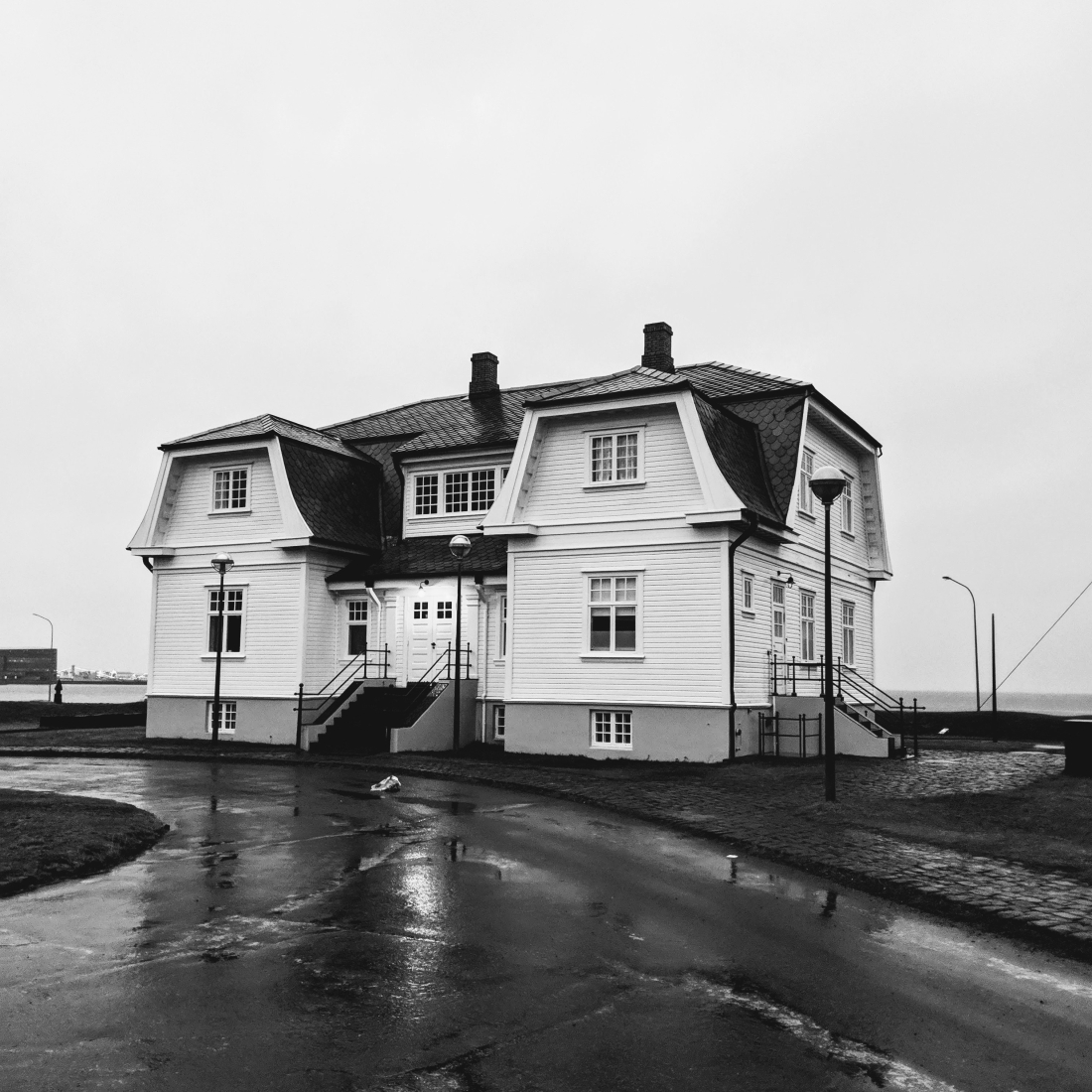 Hofdi House, Reykjavik